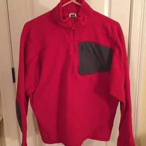 Mens North Face jacket size LARGE